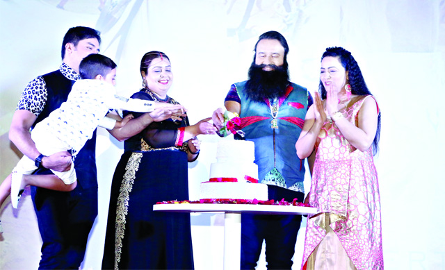 MSG the warrior LionHeart Success Party