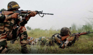 Died, Encouter, Hizpul Militant, Indian Army, J&K, Soldier