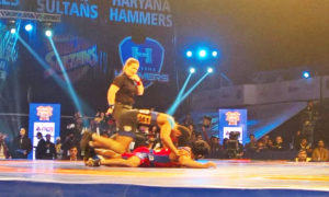 ProWrestling, Jatinder, Defeated, Rana,Win, Punjab, Sports